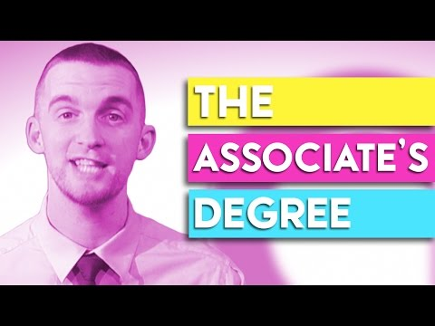 The Associate's Degree  |  College High