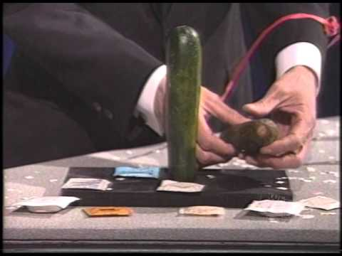 It's Captain Condom!! - Classic Austin Access TV, Early 90's