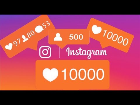 Top Websites For Free Instagram Followers/Likes - No survey 100%