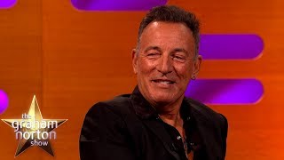 Bruce Springsteen Practiced Mick Jagger Moves In Front Of A Mirror   The Graham Norton Show