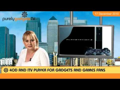 4oD and ITV Player for gadgets and games fans