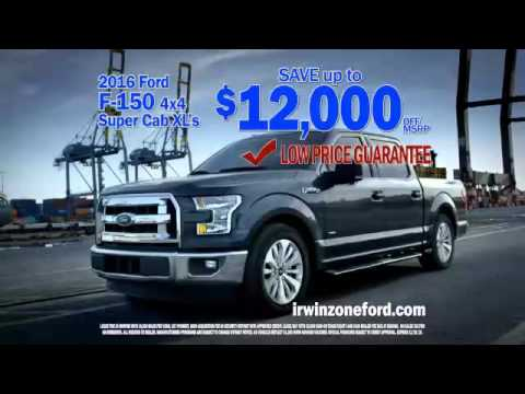 Irwin Ford Black Friday 2015 | NH Ford Dealer Black Friday Sale