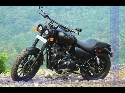 Most Successful ROYAL ENFIELD Modifications !!!