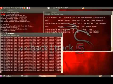 How To Crack Wep Encrypted Wifi Passwords In Simplest Way Using Backtrack 5r3(2015 updated)