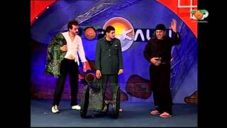 Portokalli, 30 Maj 2004 - Grupi The SHBLSH (Skeçi me Njeriun me top)