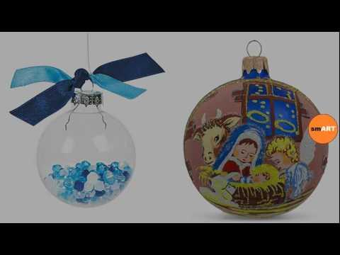 Ornament Balls - Glass Ball Christmas Ornaments