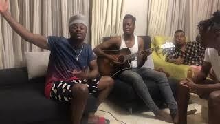 Abdukiba - Mbio Cover By Alikiba