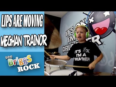 Lips Are Moving | Meghan Trainor | drum cover