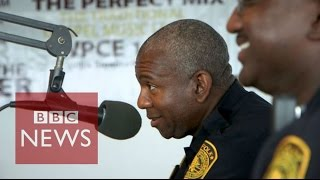Why is it so hard to hire black police officers? BBC News