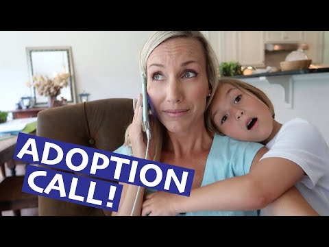 GETTING THE CALL! PICKING UP OUR BABY SON!