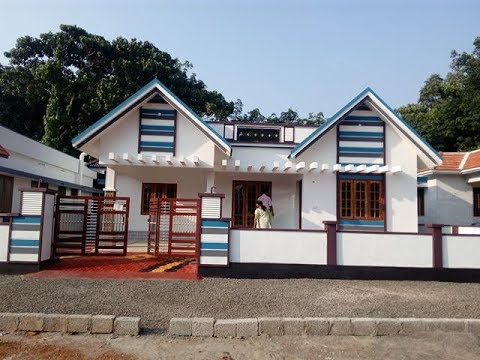 new cute small house for sale kolenchery 5 cent 1200 sqft 3bhk 42 Lakhs