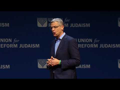Rabbi Rick Jacobs Remarks - Biennial 2017