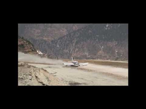 Airplane Crashes on Landing at Rara Airport in Nepal
