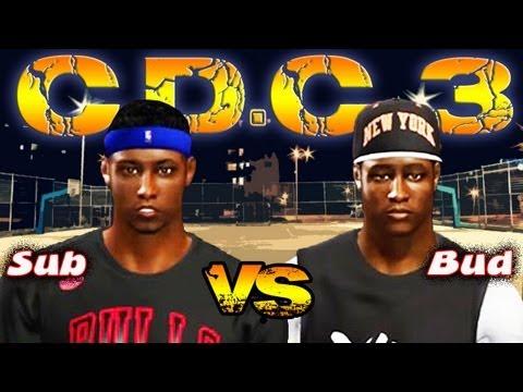 NBA 2K13 CDC3: Bud2407 vs SubTheGamer | Round 1 VOTE