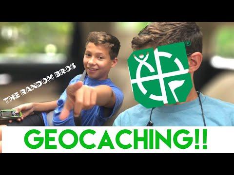 Geocaching!! - The Random Bros