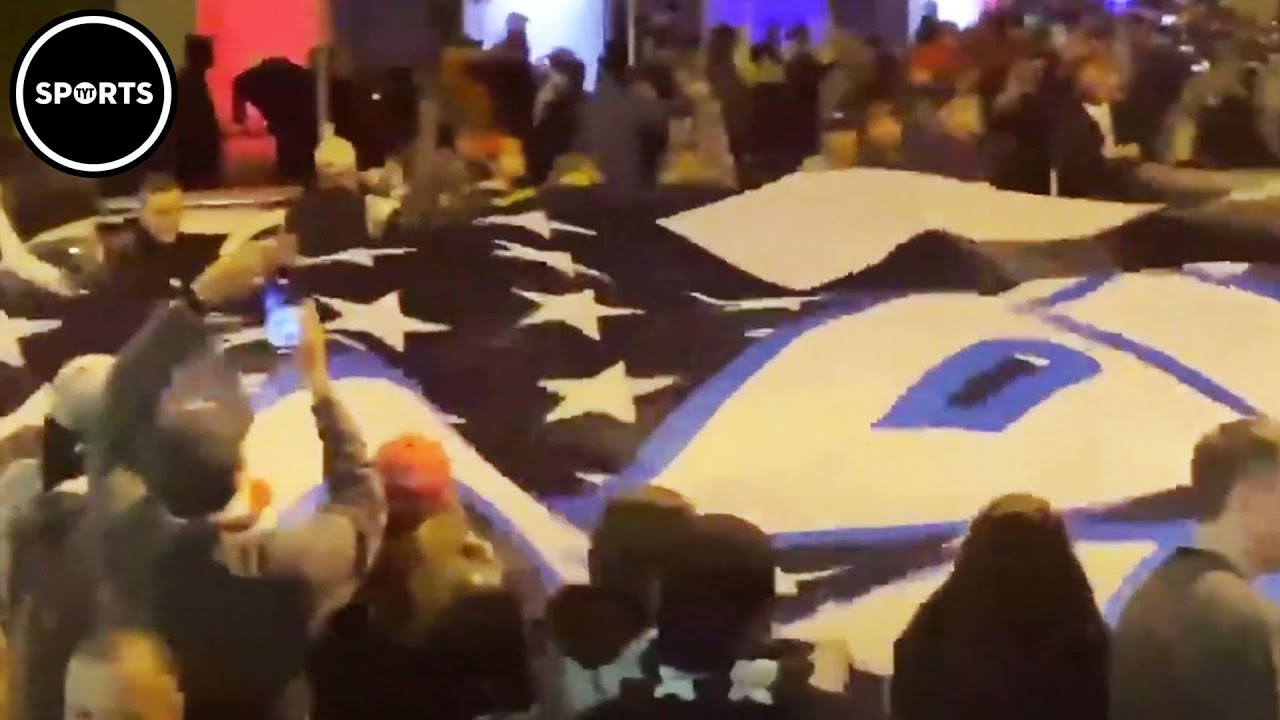 Right-Wingers Desecrate American Flag In The Name Of Trump