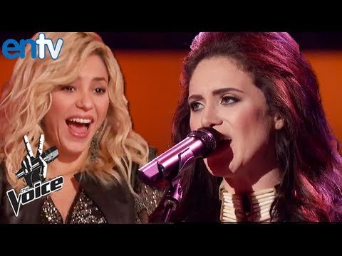 The Voice Season 4 Blind Auditions feat Grace Askew - ENTV