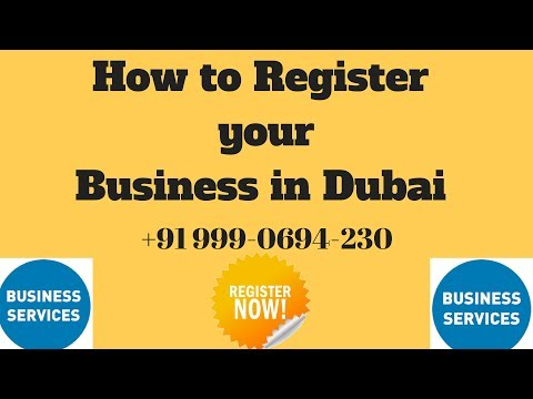 How to Register your Business in Dubai for Indians and Abroad