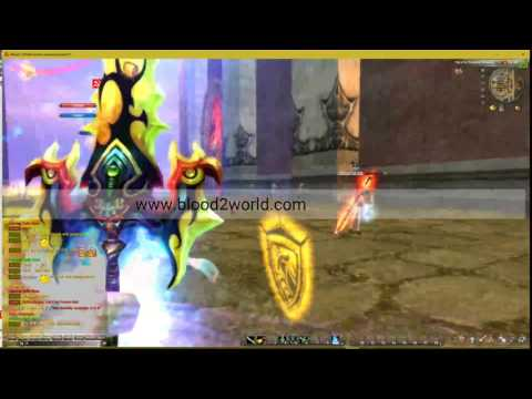 Blood 2 World PVP Mage VS Mage