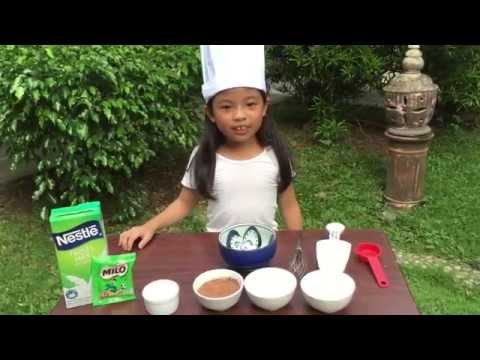 HOW TO MAKE A MILO CAKE IN 5 MINS