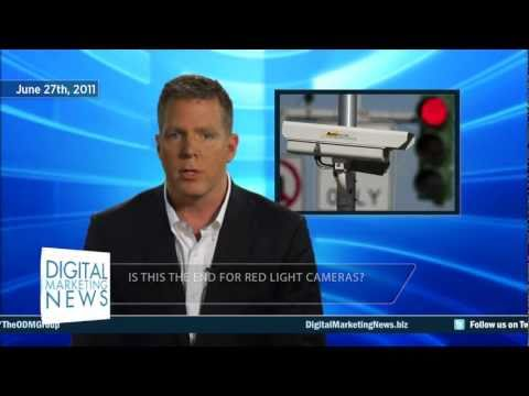 Digital Marketing News #76 - Skype iPad 2, Red light cameras, Lulzsec quits