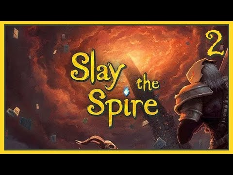 Slay The Spire - #2 - Descent