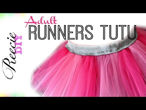How to Make a Basic Tutu for Adults