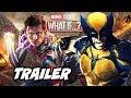 Avengers What If Trailer Footage Breakdown Marvel Phase 4