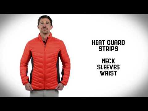 adidas Outdoor Alpherr Jacket - 700 Fill Power, Down (For Men)