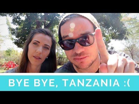 SAYING GOODBYE TO TANZANIA   VLOG 48