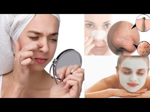 3 Simple Ways to Do Blackhead Clearing At Home - V 4 YOU