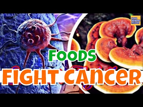 TOP CANCER FIGHTING FOODS You Must Eat Now? 6 CANCER FIGHTERS That KILL CANCER CELLS NATURALLY!