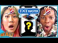 Who Can Get The MOST FAMOUS Person On A Zoom Call TXT Master Ep 1