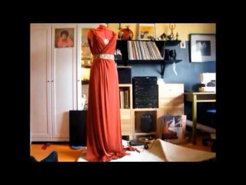 Making an easy dress!