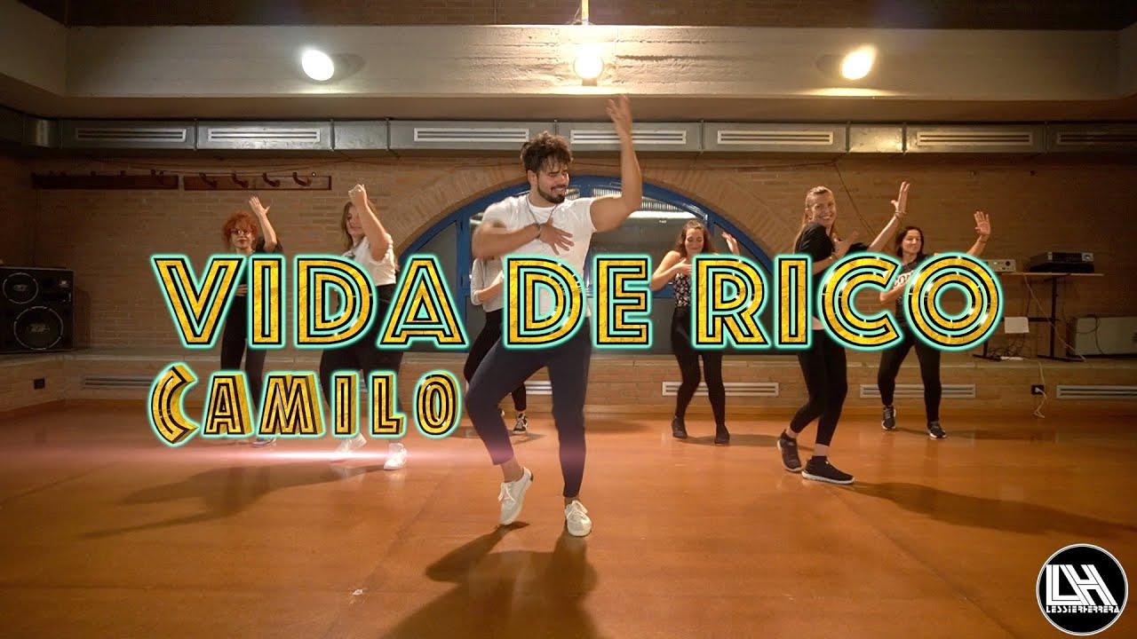 Download Vida de Rico - Camilo by Lessier Herrera LH MP3 Gratis
