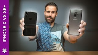 Samsung Galaxy S9 vs iPhone X Review - Which One is Better!?