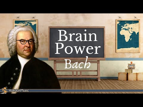 Download Bach - Classical Music for Brain Power
