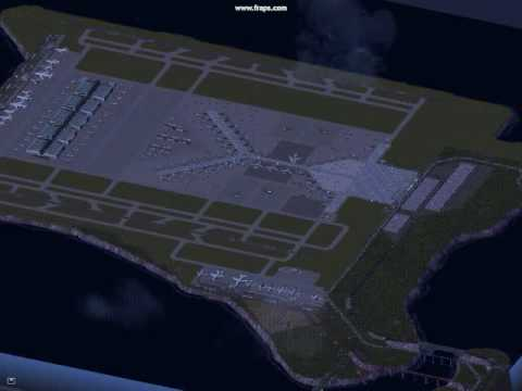 Sim City 4 Recreation Hong Kong International Airport V2