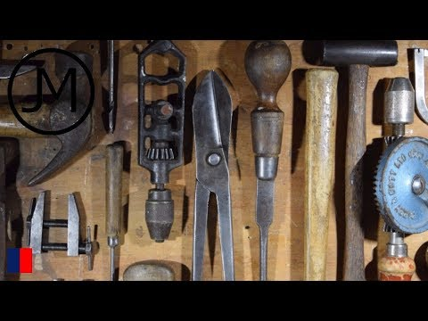 Restoring Old Hand Tools [38]