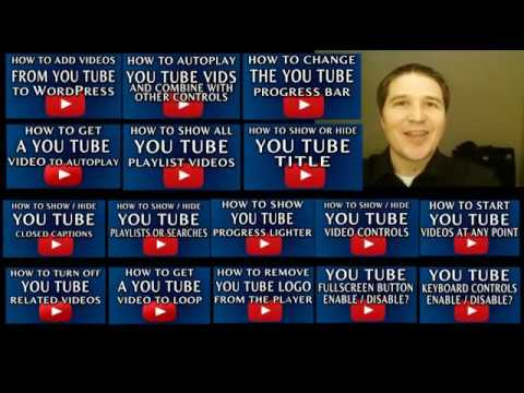 How To Start Youtube Videos From A Certain Point