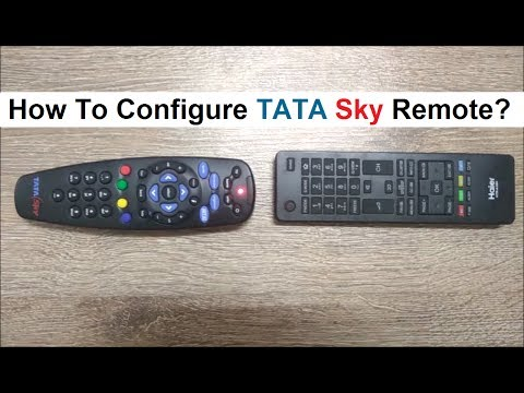 How to Pair your Tata Sky Universal Remote? - Quick and Easy Steps