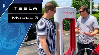 The Economics of Owning a Tesla Model 3