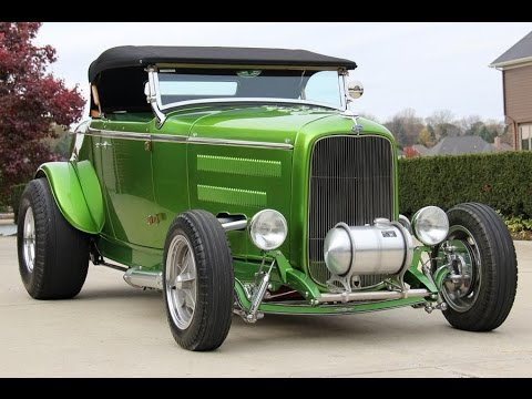 1932 Ford Street Rod For Sale