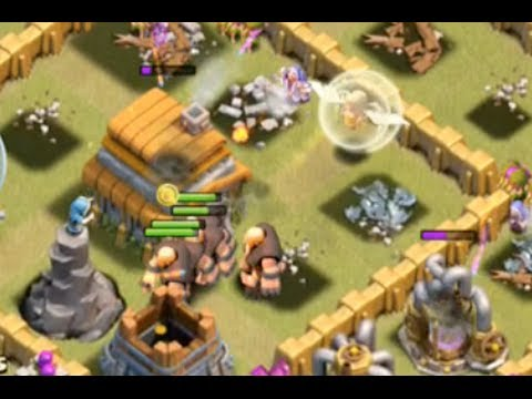 One Simple Trick - Lightning 'Spells' Success! Clash of Clans Attacks Episode 68