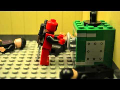 Lego Deadpool