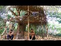 Primitive Tool : Build Primitive Tree  House In Forest