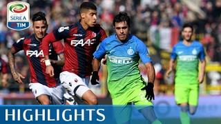 Bologna - Inter - 0-1 - Highlights - Giornata 25 - Serie A TIM 2016/17