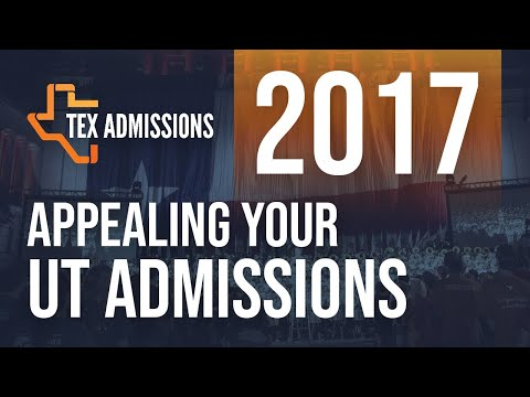Should I appeal my admissions decision 2017?