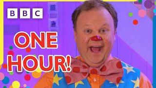 Mr Tumble's Big Compilation!   CBeebies   1 HOUR!!