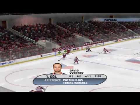 NHL 08  Česko Vs  Rakousko